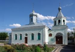 Храм Живоначальной Троицы станица Клетская